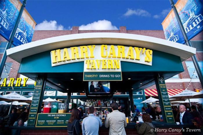 Harry Caray's Tavern at Navy Pier