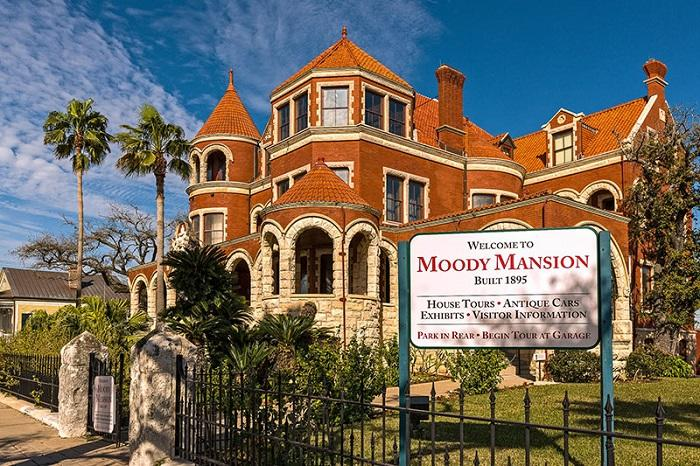 Galveston - Moody Mansion
