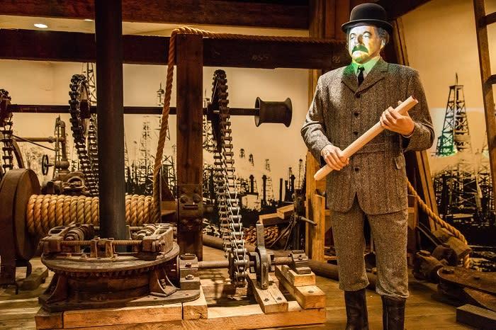 Beaumont - Texas Energy Museum
