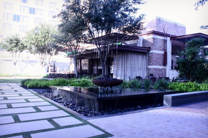 City Center architecture in Houston
