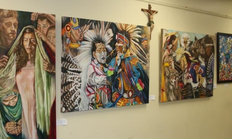 Fiesta Art Show 2