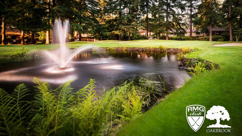 Oakbrook Golf Course in Lakewood, Wa
