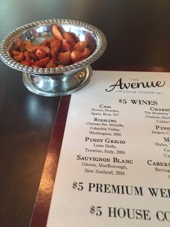 The Avenue Bar Snacks