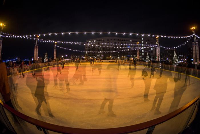 Riverfront Ice Rink