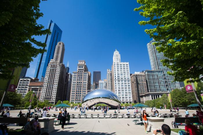 Cloud Gate Spring