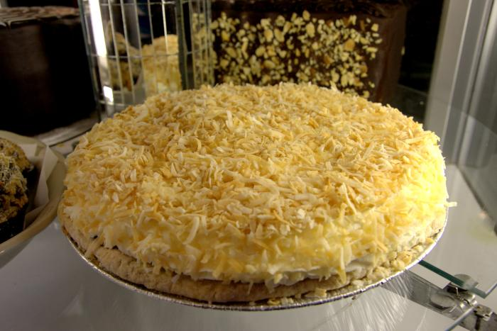 Kenny & Ziggy Coconut Cream Pie