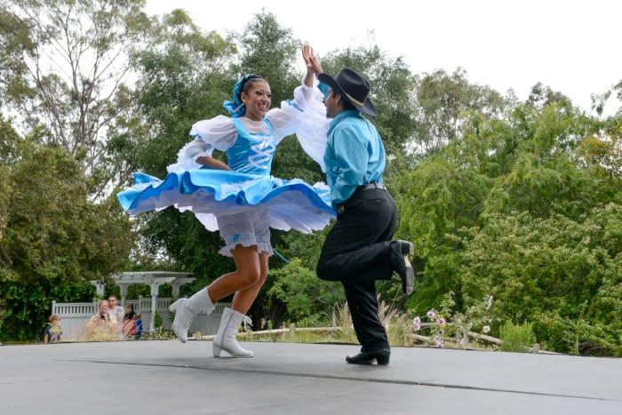 rancho fiesta days oc parks