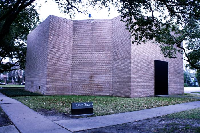 Houston Sobre Ruedas - Rothko Chapel