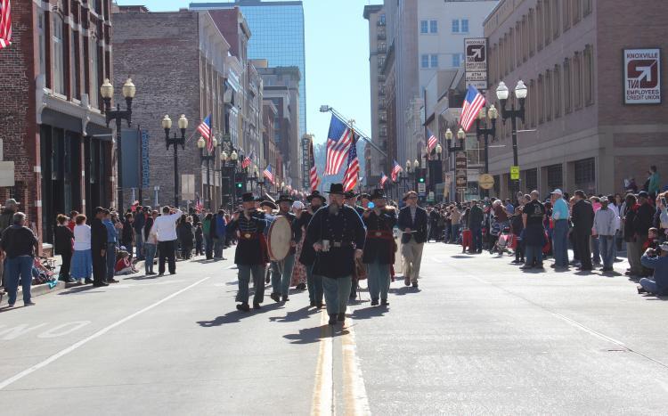 Veterans Day Parade