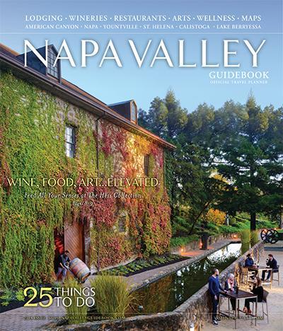 Napa Valley Guidebook 2018