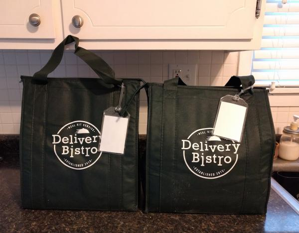 Delivery Bistro Bags