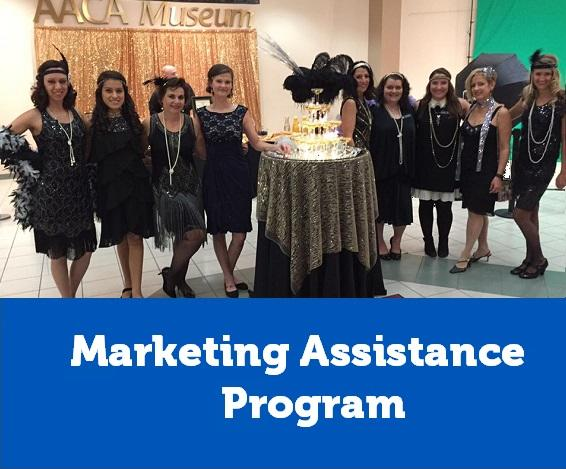 Marketing Assistance Program