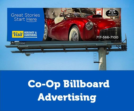 Co-op Billboard Advertising