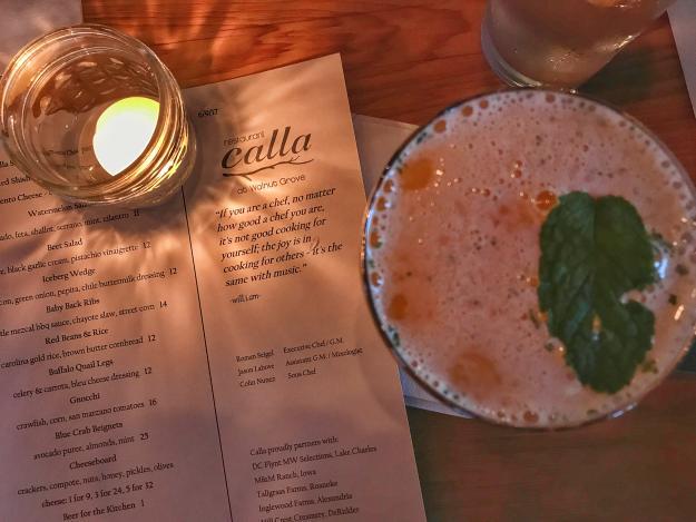 Restaurant Calla | Lake Charles, Louisiana