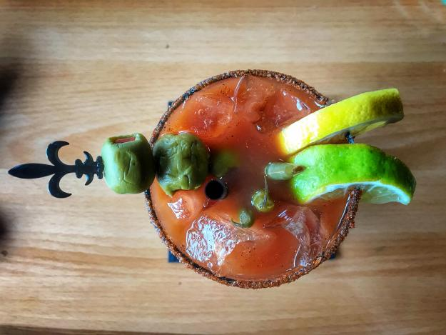 Luna Bar & Grill | Bloody Mary