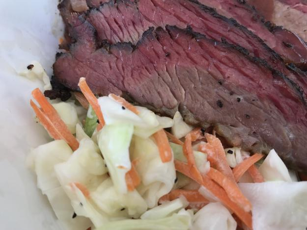 Paul's Rib Shack | Lake Charles - Brisket & Slaw
