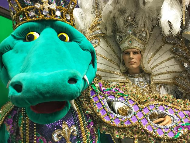 Mardi Gras Museum | Lake Charles, LA