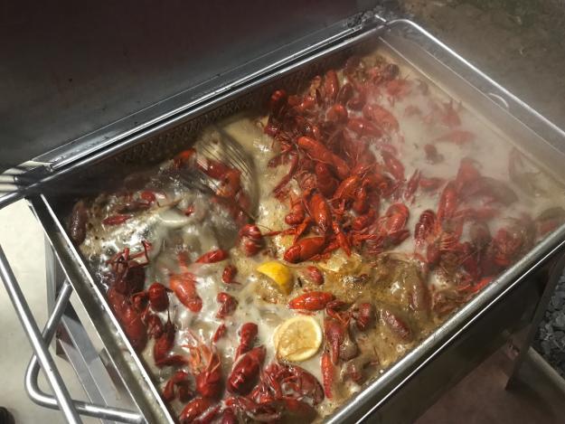 Crawfish Boil | Lake Charles, Louisiana