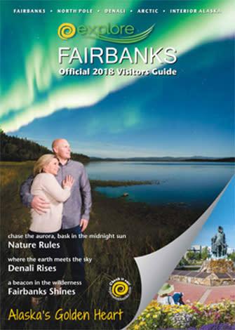 Explore Fairbanks Alaska Visitor Guide 2018