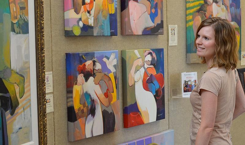 East Lansing Art - Saper Galleries