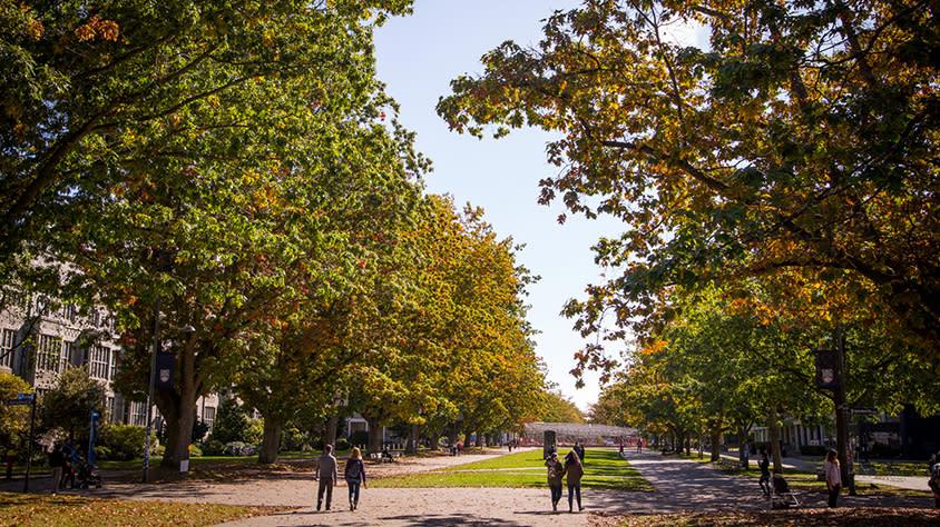 Legion: UBC Campus