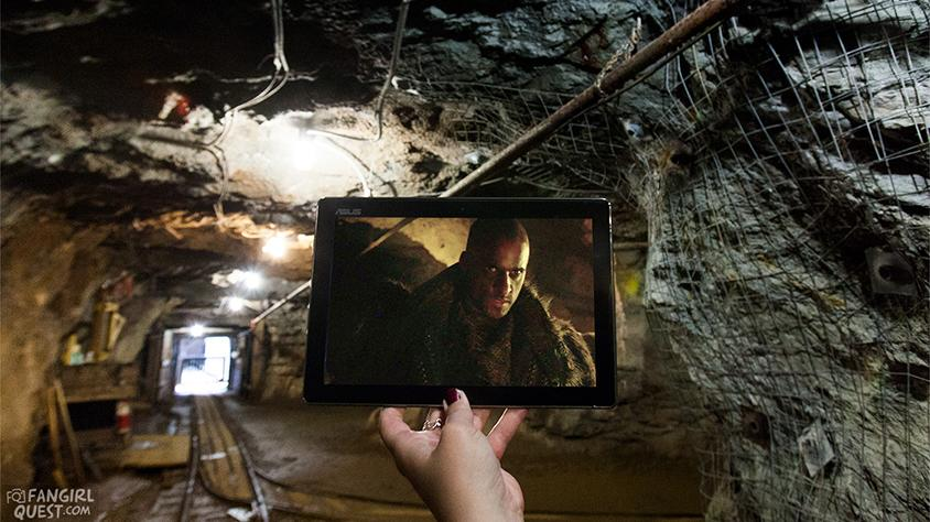 FanGirl Quest: The 100 Britannia Mine Museum
