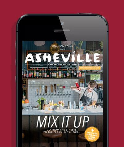 Asheville Digital Visitor Guide 2018