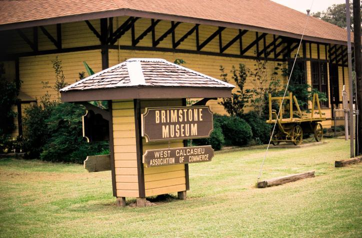 Brimstone Museum
