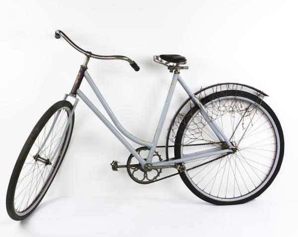 History Colorado Center's Mauro bike