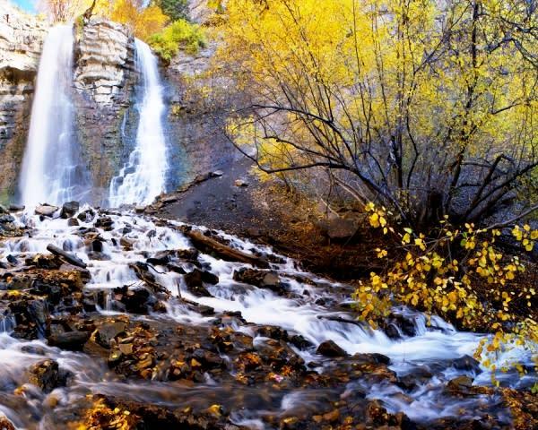 Battle Creek Falls