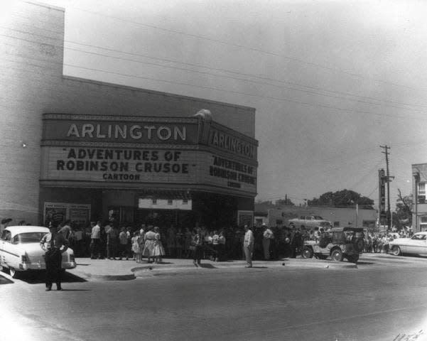 arlington music hall then