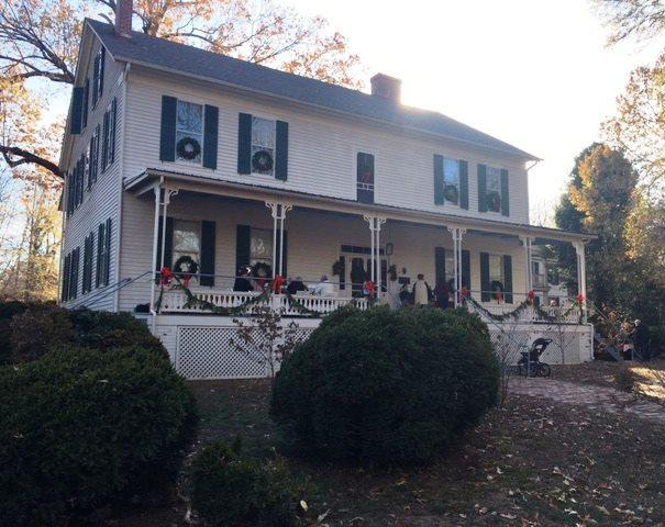 Christmas at Pond Spring – The General Joe Wheeler Home