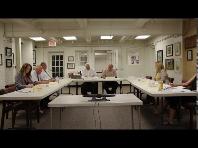 Video Thumbnail - youtube - Nacogdoches CVB Meeting 6.21.17