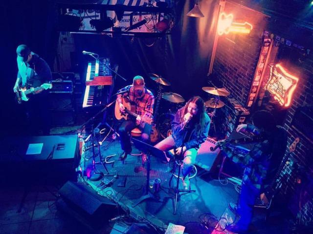 Van Winkle & the Spirits - Outdoor Concert