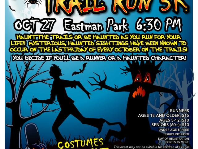 The Haunted Trail 5K