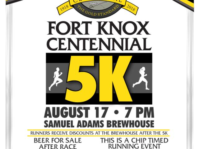 Centennial 5K Run