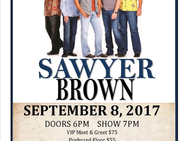 Sawyer Brown LIVE at Historic State Theater