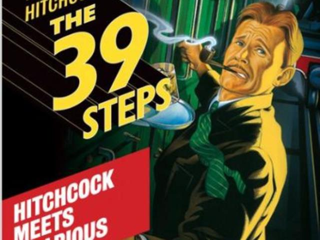 """The 39 Steps"" (Live Performance)"