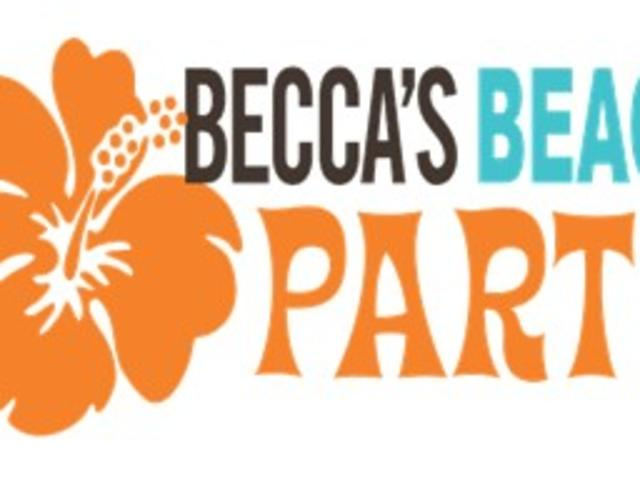 Becca's Beach Party - Women's Artistic Gymnastics Meet