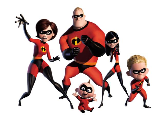 """Movies @ the State, """"The Incredibles"""""""