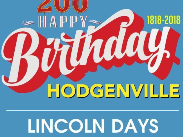 2018 Lincoln Days Celebration
