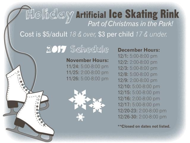 Holiday Ice Skating