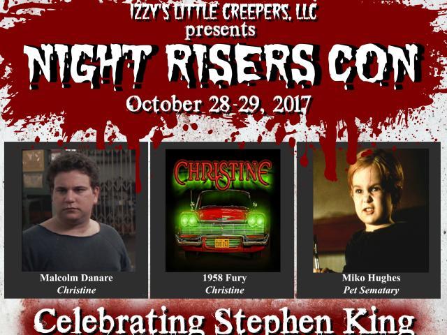 Night Risers Con