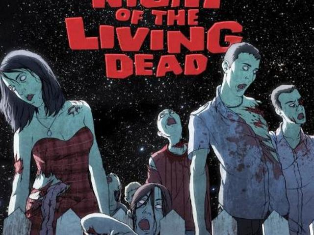 """""""Night of the Living Dead"""" (Live Performance)"""