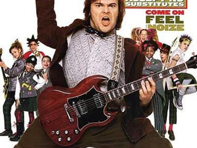 "Movies at The State, ""School of Rock"""