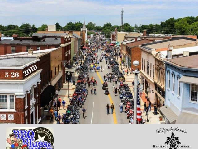 BBQ, Blues & Bikes Festival