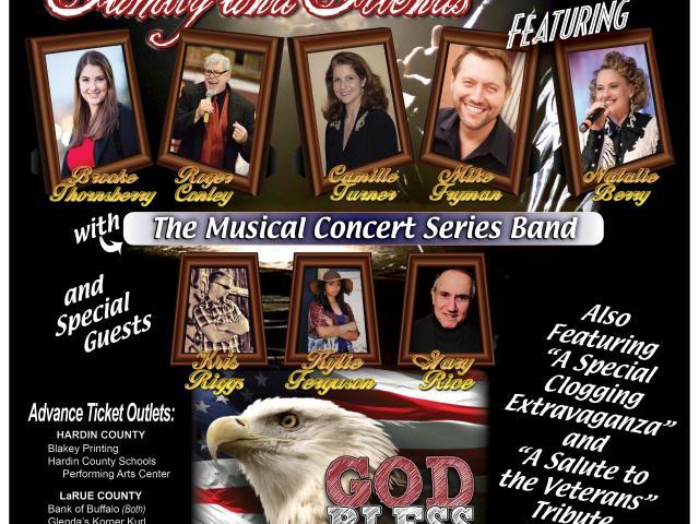 Glen Rice Family & Friends in Concert