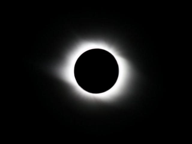 Solar Eclipse Viewing at ECTC