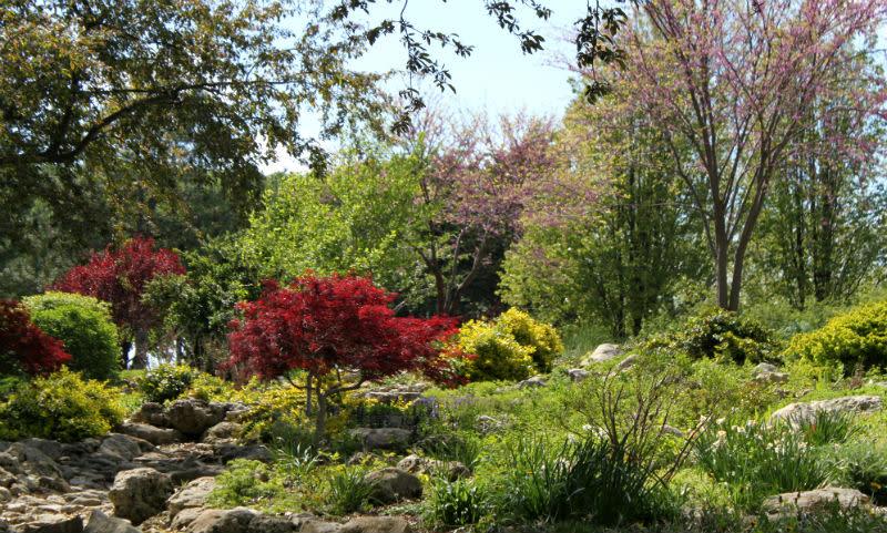 Lake Shawnee - Gardens