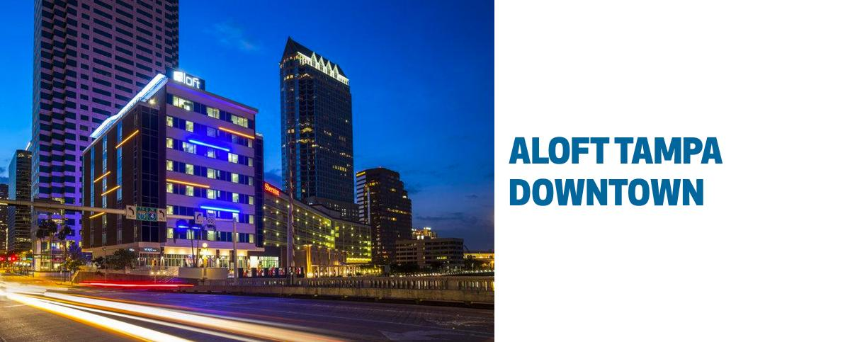 Aloft Tampa Downtown